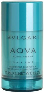 Bvlgari AQVA Marine Pour Homme desodorizante em stick para homens