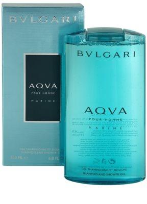 Bvlgari AQVA Marine Pour Homme sprchový gel pro muže 1
