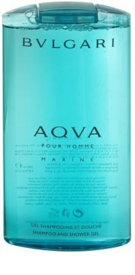 Bvlgari AQVA Marine Pour Homme sprchový gel pro muže 2