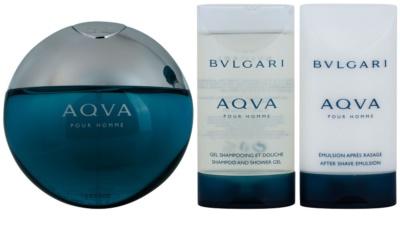 Bvlgari AQVA Pour Homme set cadou 1