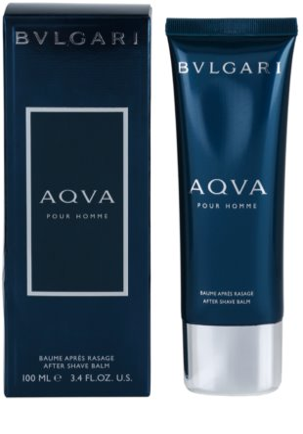 Bvlgari AQVA Pour Homme balzám po holení pro muže