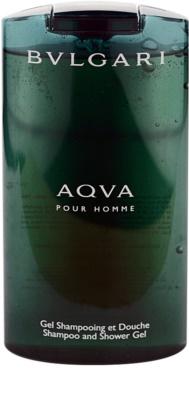 Bvlgari AQVA Pour Homme гель для душу для чоловіків