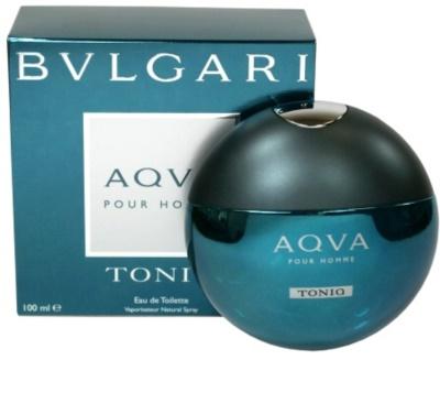 Bvlgari AQVA Pour Homme Toniq туалетна вода для чоловіків