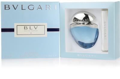 Bvlgari BLV II парфумована вода для жінок  + атласний чохол