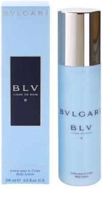 Bvlgari BLV II Lapte de corp pentru femei