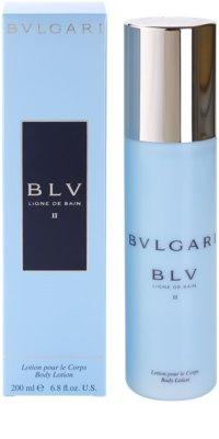 Bvlgari BLV II молочко для тіла для жінок