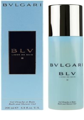 Bvlgari BLV II gel de ducha para mujer