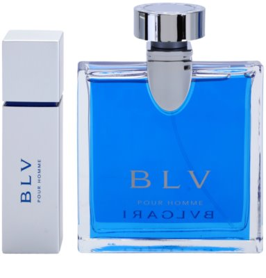 Bvlgari BLV pour homme zestaw upominkowy 1