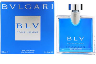 Bvlgari BLV pour homme after shave para homens