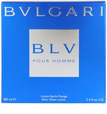 Bvlgari BLV pour homme афтършейв за мъже 3