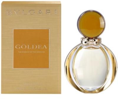 Bvlgari Goldea Eau de Parfum para mulheres