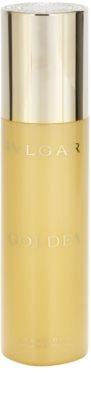 Bvlgari Goldea gel de duche para mulheres 1