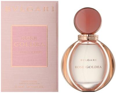 Bvlgari Rose Goldea woda perfumowana dla kobiet