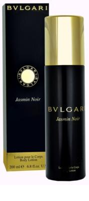 Bvlgari Jasmin Noir testápoló tej nőknek
