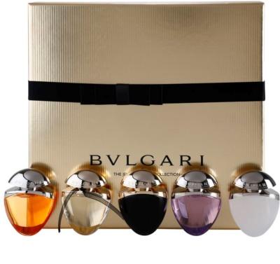 Bvlgari The Jewel Charms Collection coffret presente