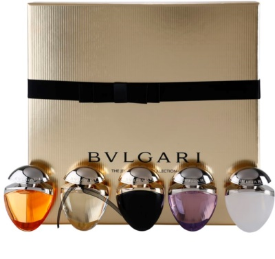 Bvlgari The Jewel Charms Collection lote de regalo