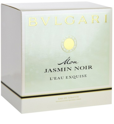 Bvlgari Mon Jasmin Noir L' Eau Exquise тоалетна вода за жени 2