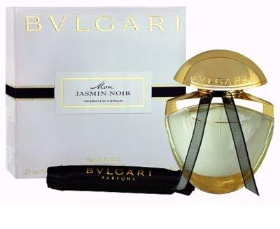 Bvlgari Jasmin Noir Mon eau de parfum nőknek  + szatén táska
