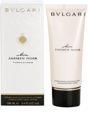 Bvlgari Jasmin Noir Mon tělové mléko pro ženy
