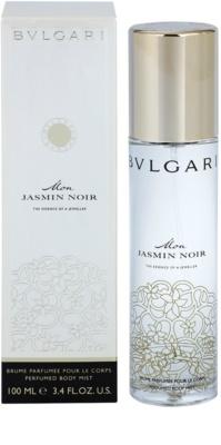 Bvlgari Mon Jasmin Noir spray corporal para mujer