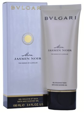 Bvlgari Jasmin Noir Mon sprchový gel pro ženy