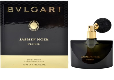 Bvlgari Jasmin Noir L'Elixir Eau De Parfum pentru femei