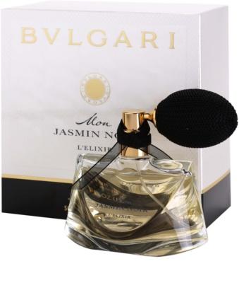 Bvlgari Mon Jasmin Noir L'Elixir Eau De Parfum pentru femei 1