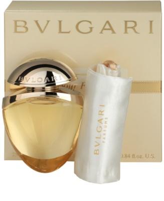 Bvlgari Jewel Charms Pour Femme eau de parfum nőknek  + szatén táska