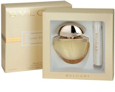 Bvlgari Jewel Charms Pour Femme eau de parfum para mujer  + bolsita de satén 3