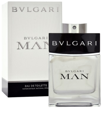 Bvlgari Man eau de toilette para hombre
