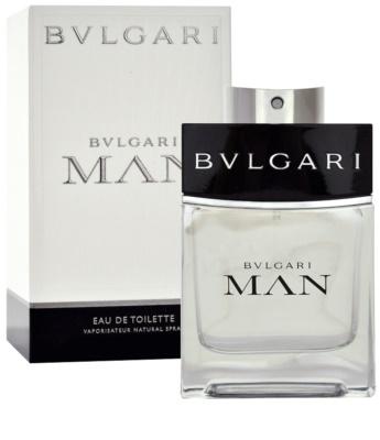 Bvlgari Man Eau de Toilette pentru barbati