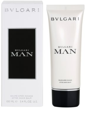 Bvlgari Man bálsamo after shave para hombre