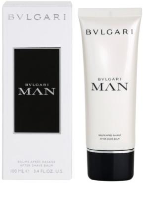 Bvlgari Man bálsamo após barbear para homens