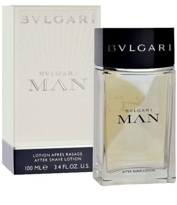 Bvlgari Man loción after shave para hombre