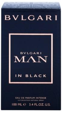 Bvlgari Man in Black Intense eau de parfum para hombre 3