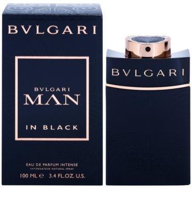 Bvlgari Man in Black Intense eau de parfum para hombre