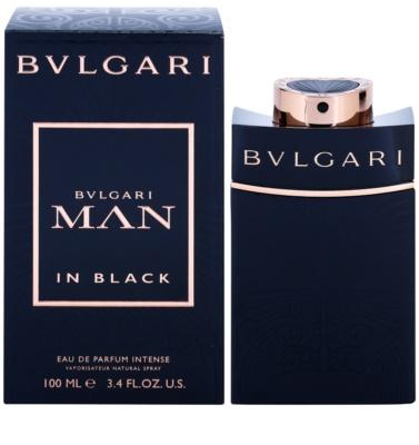 Bvlgari Man in Black Intense Eau de Parfum para homens