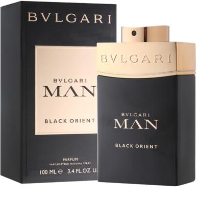 Bvlgari Man Black Orient eau de parfum férfiaknak 1