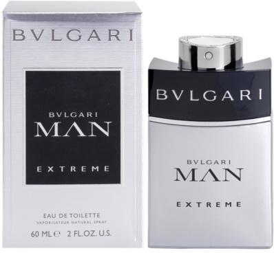 Bvlgari Man Extreme Eau de Toilette para homens