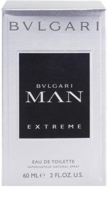 Bvlgari Man Extreme Eau de Toilette para homens 3
