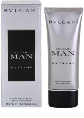 Bvlgari Man Extreme bálsamo after shave para hombre