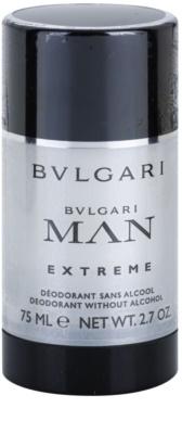 Bvlgari Man Extreme дезодорант-стік для чоловіків
