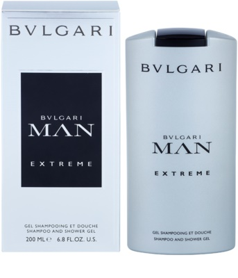 Bvlgari Man Extreme gel de duche para homens