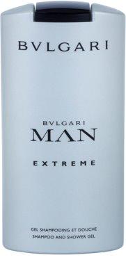 Bvlgari Man Extreme żel pod prysznic dla mężczyzn 1