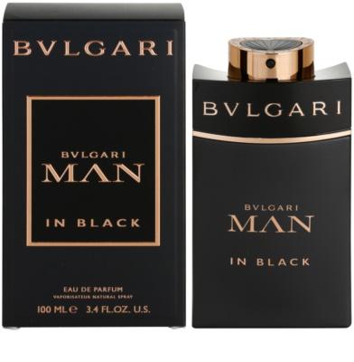 Bvlgari Man In Black parfémovaná voda pre mužov