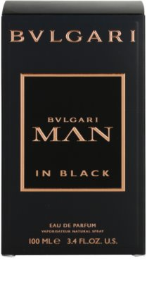 Bvlgari Man In Black Eau de Parfum for Men 3