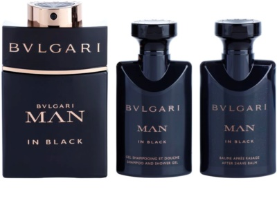 Bvlgari Man In Black lotes de regalo 1