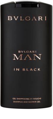 Bvlgari Man In Black gel de ducha para hombre 2