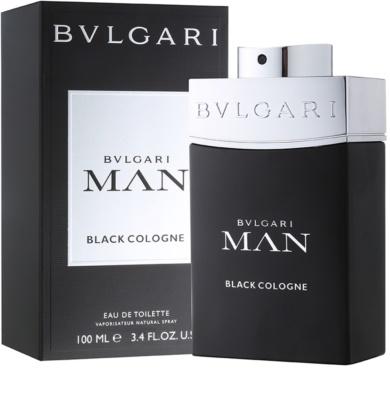 Bvlgari Man Black Cologne toaletna voda za moške 1