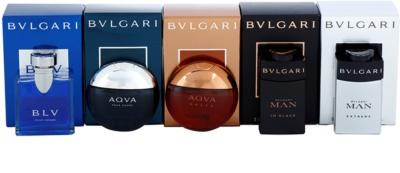 Bvlgari The Miniature Collection ajándékszett 1